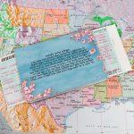 תפילת הדרך לטיסה- ברכת הדרך לטיסה על כיסוי דרכון